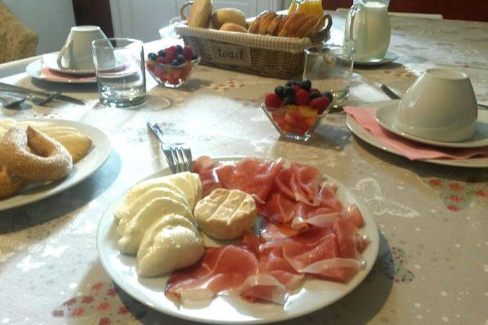 Colazione Dolce Salata Casa Gentile Colazione