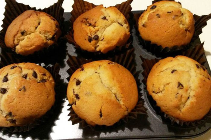 Muffins Casa Gentile Colazione