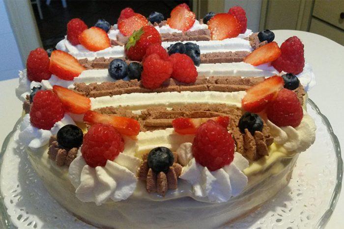 Torta Casa Gentile